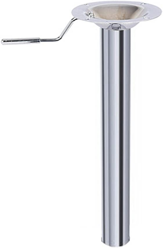 Modern Home OFFicial mail order Adjustable Barstool Stem Chrome Raleigh Mall Footrest