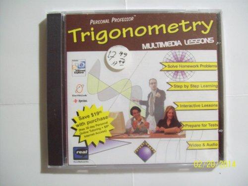 Price comparison product image Trigonometry Multimedia Lessons