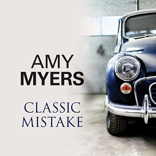 Classic Mistake audiobook cover art