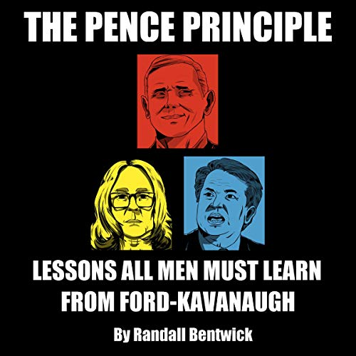 The Pence Principle audiobook cover art