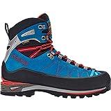 Asolo Men's Elbrus GV Climbing Boot Blue/Astor Silver 10