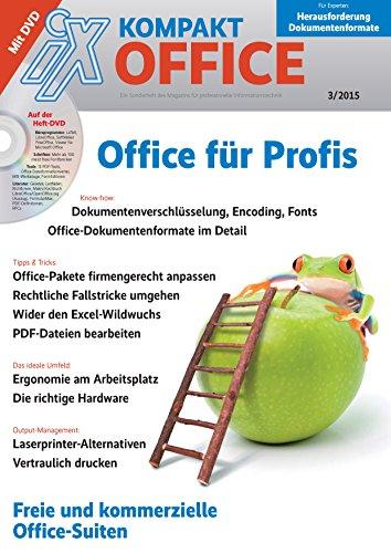 iX kompakt Office: Office für Profis