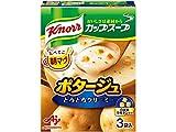 クノール カップスープ ポタージュ 3袋入
