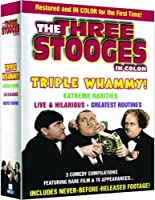 Three Stooges: Triple Whammy [DVD] [Import]
