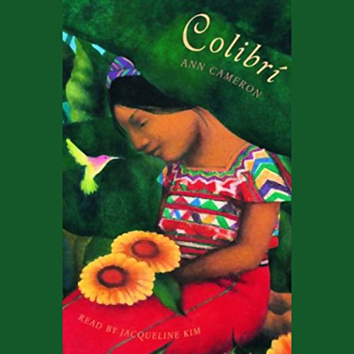 Colibri audiobook cover art