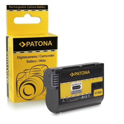 M&L Mobiles | Batería de primera calidad como Nikon EN-EL15 con Infochip · 100%...