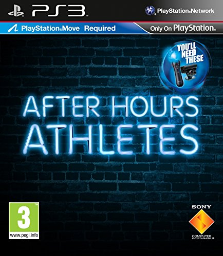 Sony After Hours Athletes videogioco PlayStation 3
