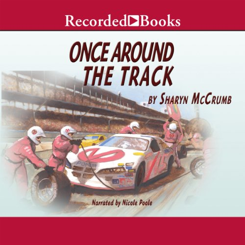 Once Around the Track audiobook cover art