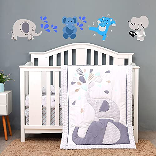 Baby Bees 4 Pieces Cute Elephant...