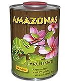 Amazonas 0402 - Aceite protector para madera de alerce, color marrón