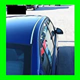 312 Motoring fits 2010-2012 Ford Taurus Chrome ROOF Trim MOLDINGS 2PC 2011 10 11...