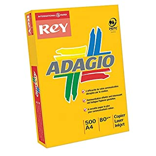 Adagio A4 160gsm Card - Assorted Bright Colours (Pack of 250),201.2000 (B000NJY0W2) | Amazon price tracker / tracking, Amazon price history charts, Amazon price watches, Amazon price drop alerts