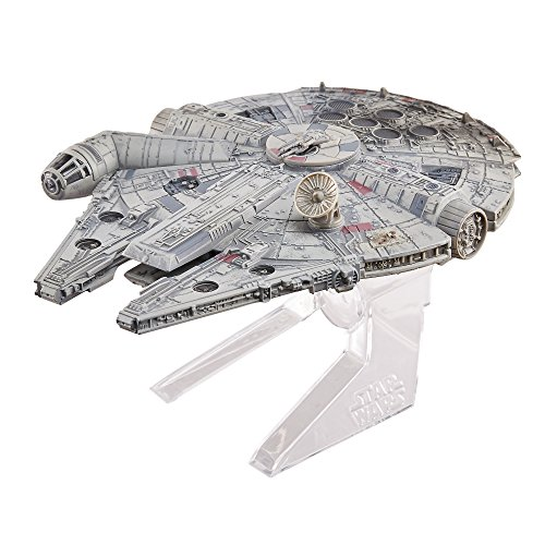 Hot Wheels Elite Star Wars Episode VI: Return of The Jedi Millennium Falcon Starship Druckguss Fahrzeug