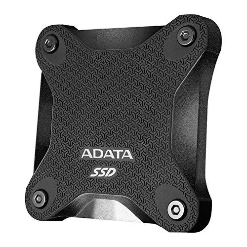SSD EXTERNO ADATA 240GB - ASD600Q-240GU31-CBK, Adata, Armazenamento externo SSD