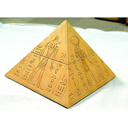 Gold Pyramid: Amazon com