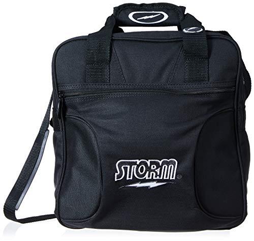 Storm Solo Bowling Bag (1-Ball), Black...