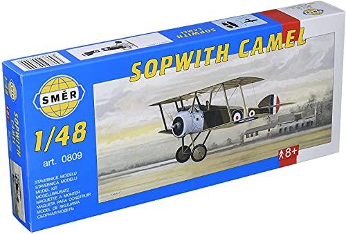 セマー 1/48 ソッピース キャメル複葉戦闘機WW1 プラモデル SME48809