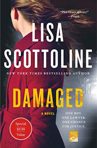 Damaged: A Rosato & DiNunzio Novel (A Rosato & DiNunzio Novel, 4)