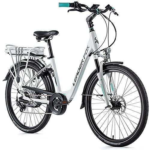 26 Zoll Leader Fox Lotus Lady E Bike Pedelec Elektro Fahrrad 576Wh 36V RH42