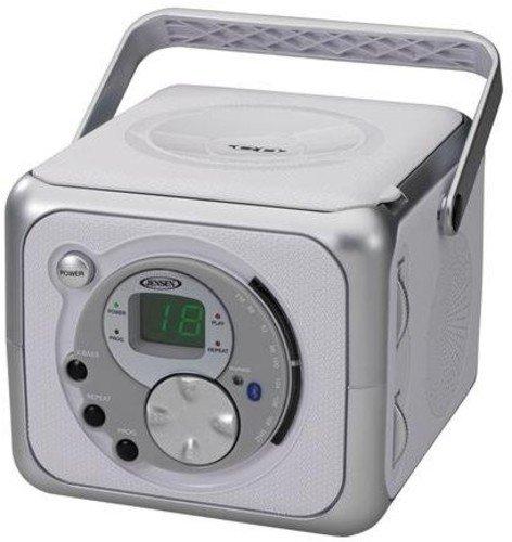 Jensen Stereo CD555 Bluetooth Boombox