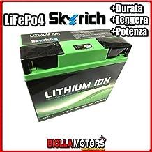 hjtz14s-fp Batterie Lithium skyrich Ytz14s-bs LiFePO4/612139/ytz14sbs moto scooter quad cross