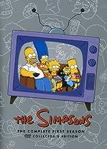 simpsons dvd season 1