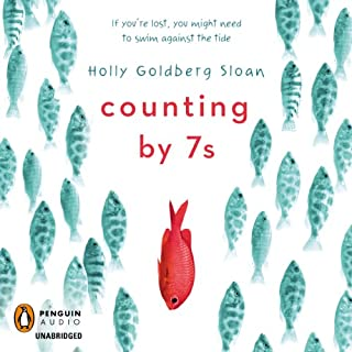 Counting by 7s                   By:                                                                                                                                 Holly Goldberg Sloan                               Narrated by:                                                                                                                                 Robin Miles                      Length: 7 hrs and 14 mins     798 ratings     Overall 4.5