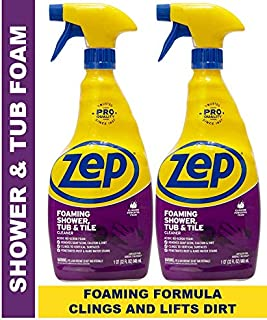 Zep Foaming Shower Tub and Tile Cleaner