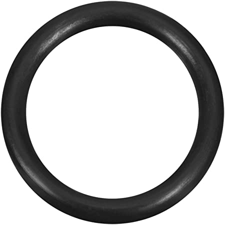 24mm x 1mm 26mm OD Pack of 100 70A Shore Hardness NBR Black Nitrile Rubber Metric O-Rings