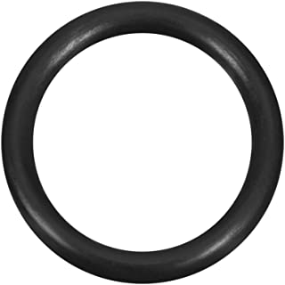 uxcell O-Rings Nitrile Rubber, 15mm Inner Diameter, 19mm OD, 2mm Width, Round Seal Gasket Pack of 50