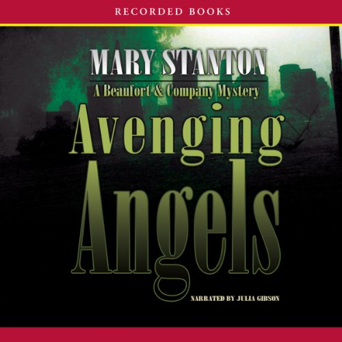 Avenging Angels audiobook cover art
