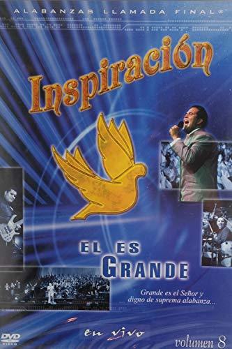 Inspiracion Vol. 8 - El Es Grande - En Vivo