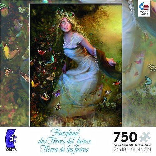 Fairyland été Dancer Jigsaw Puzzle by Ceaco