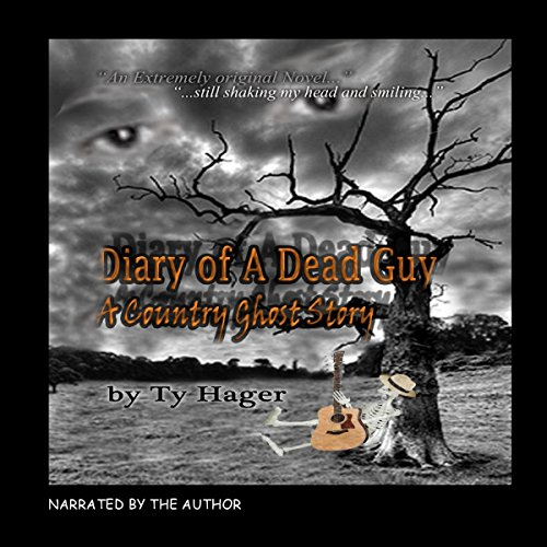 Diary of a Dead Guy audiobook cover art