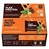 Active Green Coffee Beans Bars 840g - Pack of 12 (70g x 12)
