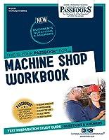 Machine Shop Workbook (Workbook Series (W))