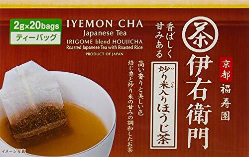 Iemon ger?stetem Reis gebraten Tee (2gX20P) X12 St?cke enth?lt,