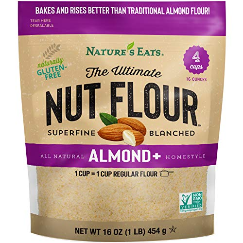 Nature's Eats Ultimate Nut Flour, Almond, 16 Ounce