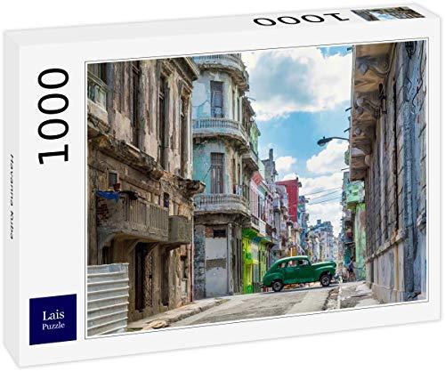 Lais Puzzle La Habana, Cuba 1000 Piezas