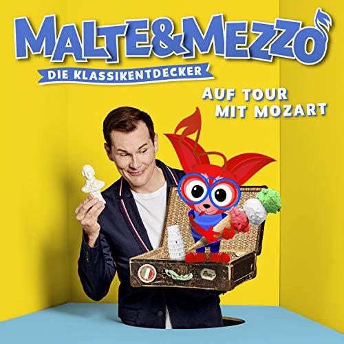 Auf Tour mit Mozart Titelbild