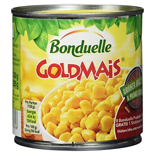 Bonduelle Goldmais, 12er Pack (12 x 300 g Dose)
