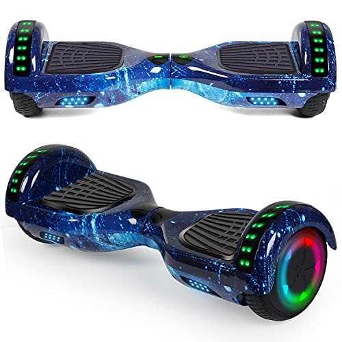 LIEAGLE Hoverboard, 6.5' Self Balancing Scooter Hover Board with...
