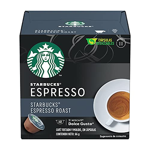 Cafetera Dolce Gusto marca Starbucks Coffee at Home