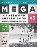 Simon & Schuster Mega Crossword Puzzle Book #5 (5) (S&S Mega Crossword Puzzles)