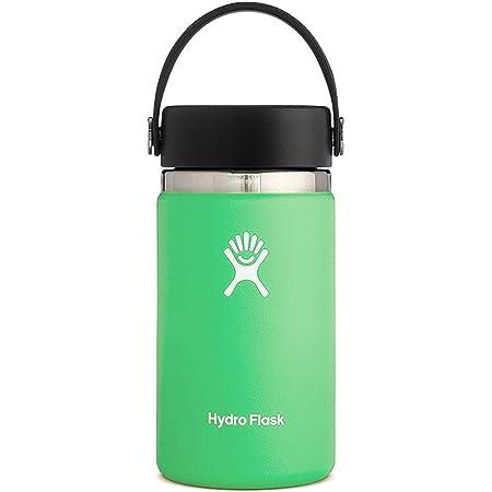 ハイドロフラスク 真空ボトル 保冷 保温 12oz(354ml) ワイドマウス 48スペアミント グリーン 5089021