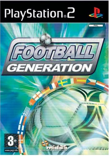 Football Generation (PS2) by Midas Interactive