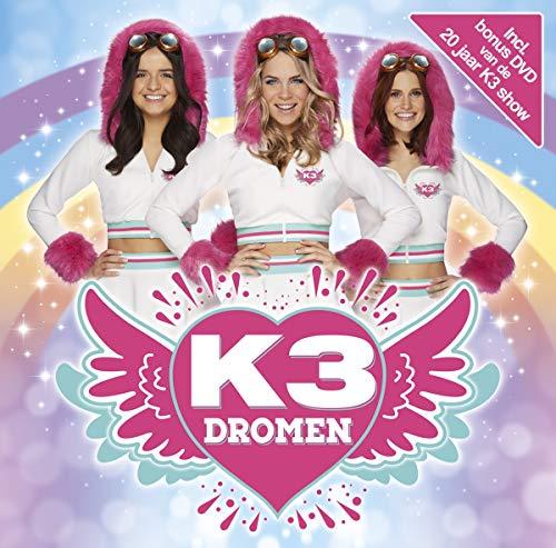 nieuwe cd k3 kruidvat