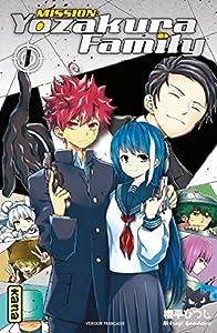 Mission - Yozakura Family Edition simple Tome 1