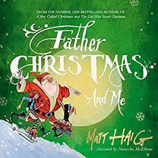 Father Christmas and Me cover art