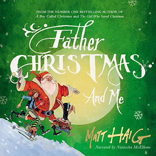 Couverture de Father Christmas and Me